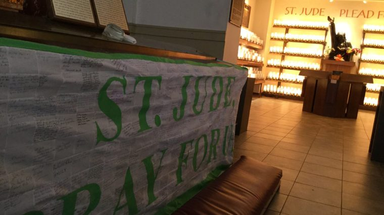 Bilingual Feast Of St Jude Mass