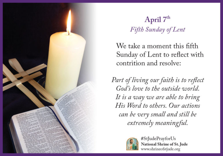 PC Lent 5thSunday 2019