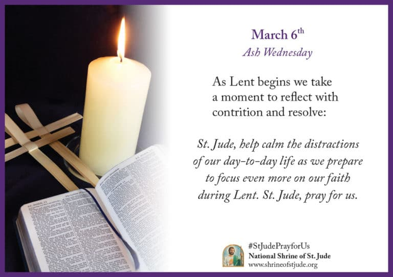 PC Lent AshWednesday 2019