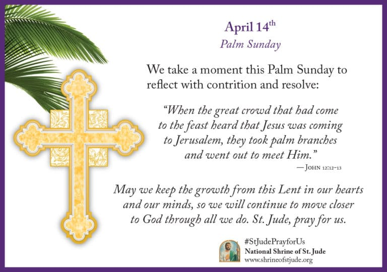 PC Lent PalmSunday 2019
