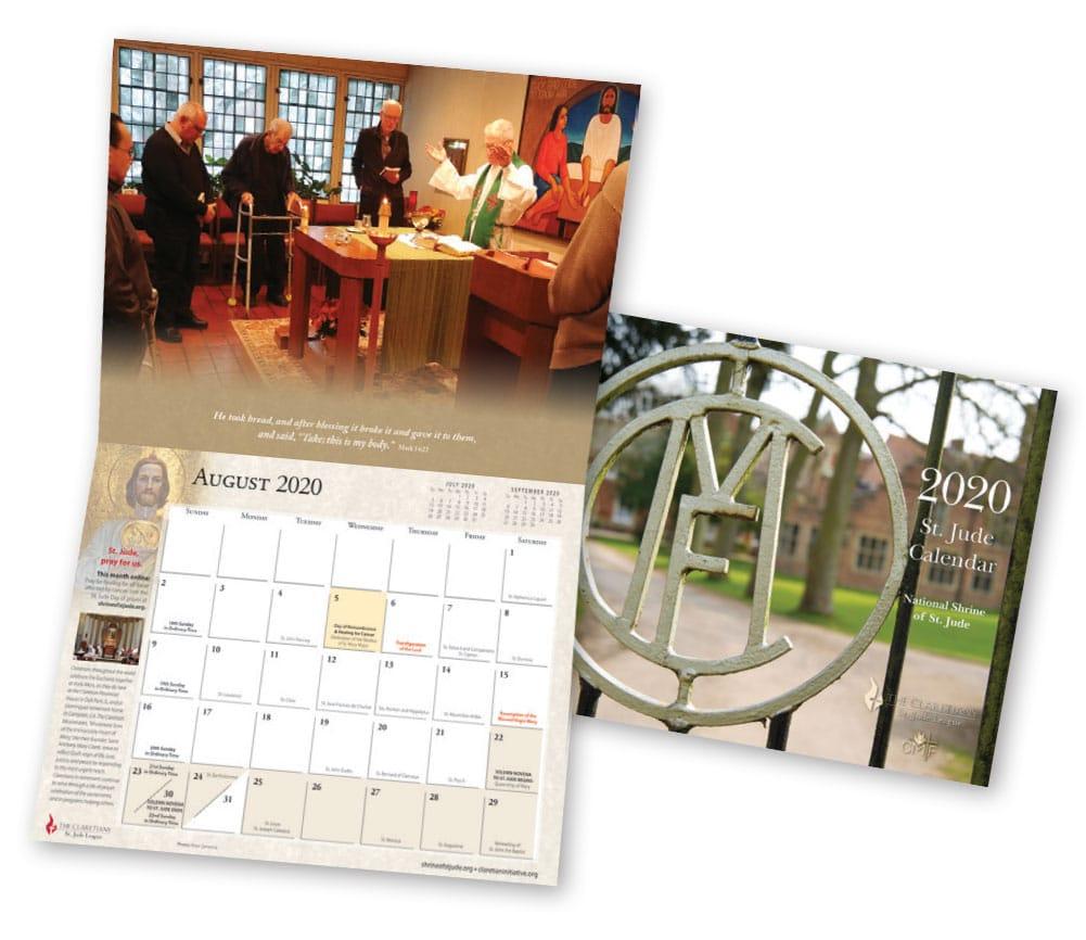 2020 SJ Calendar Collage