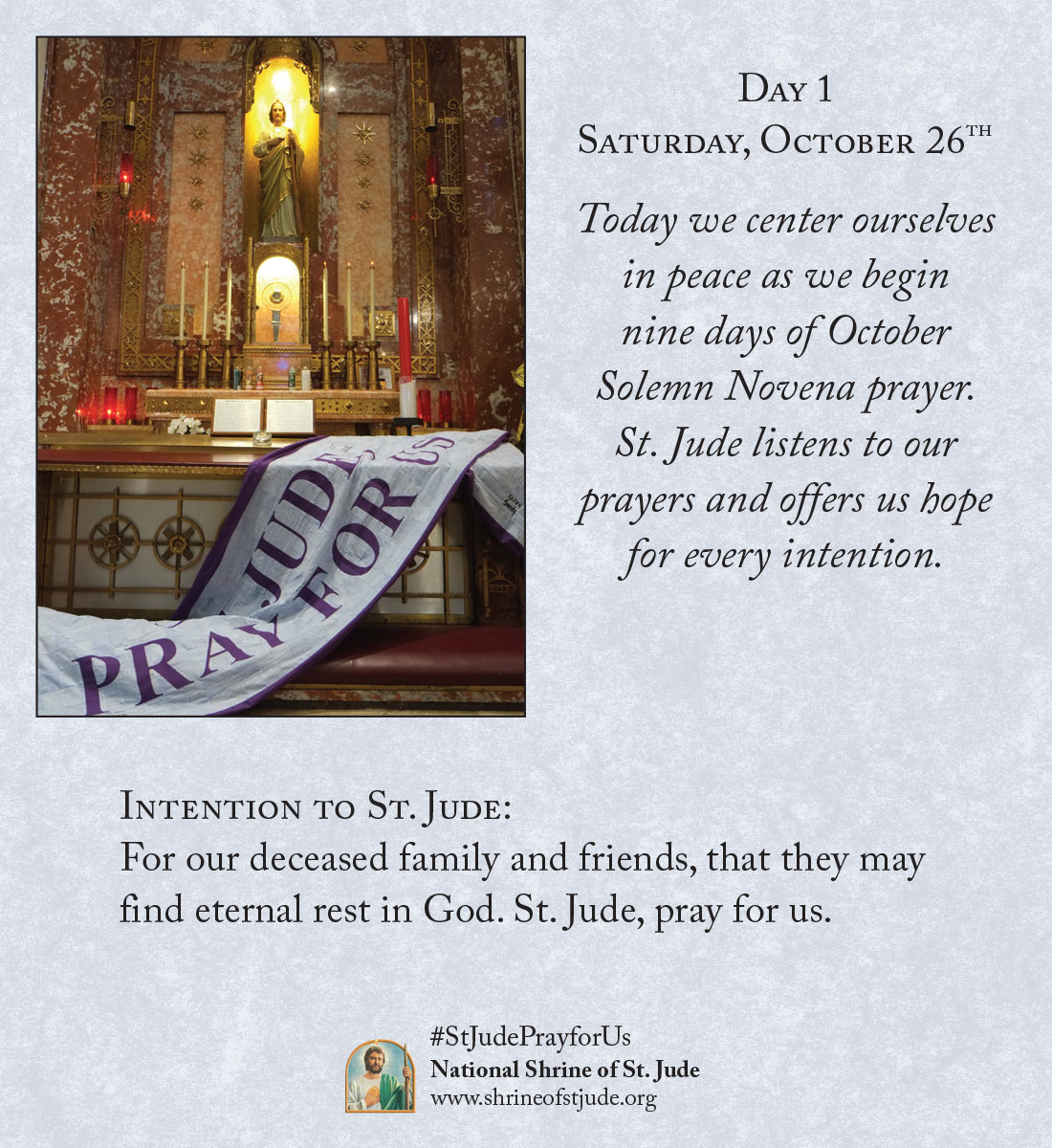 PC Novena Oct 2019 1