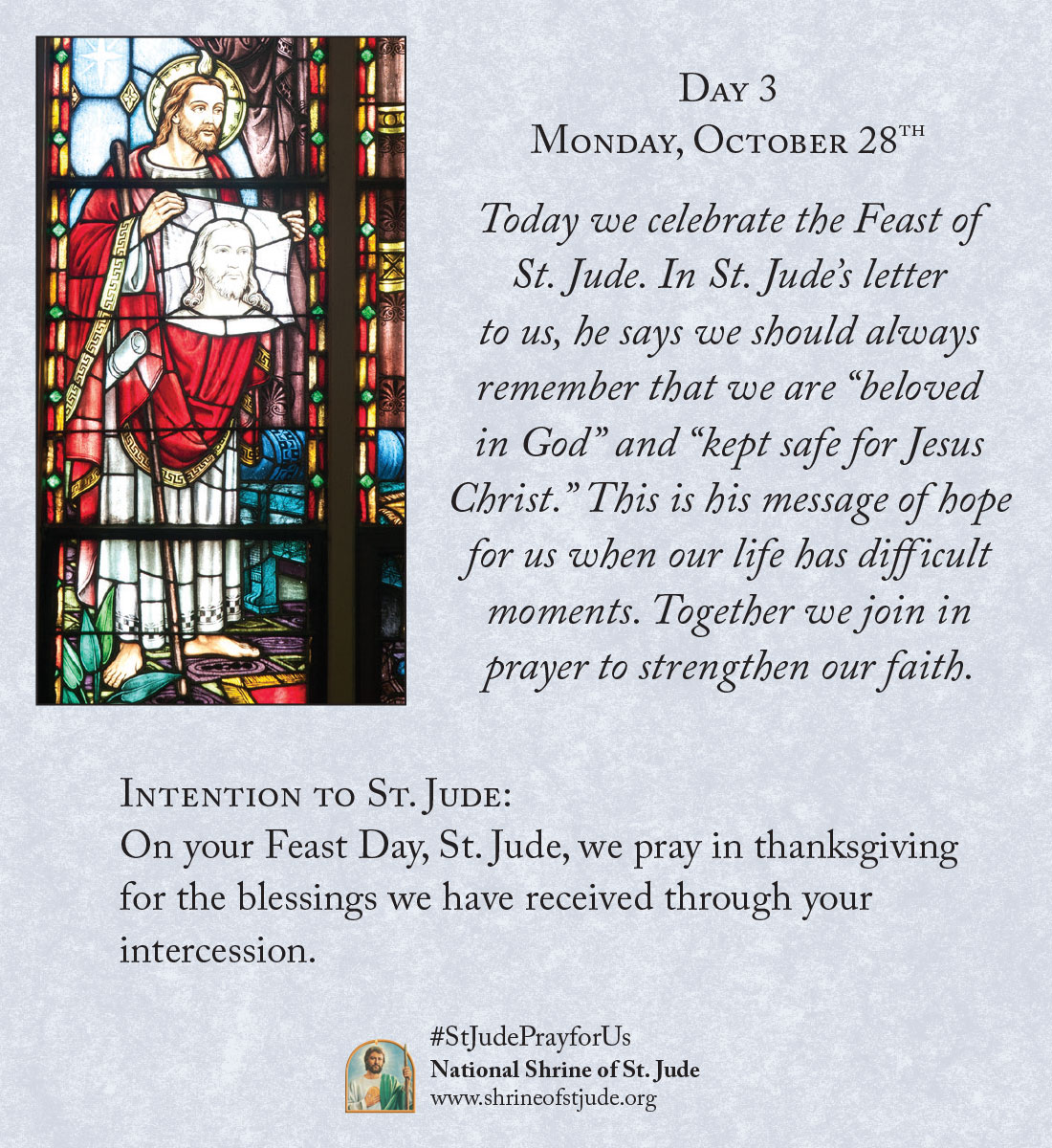 PC Novena Oct 2019 3