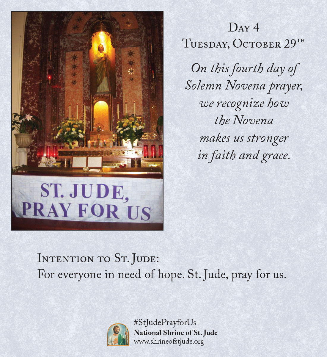 PC Novena Oct 2019 4