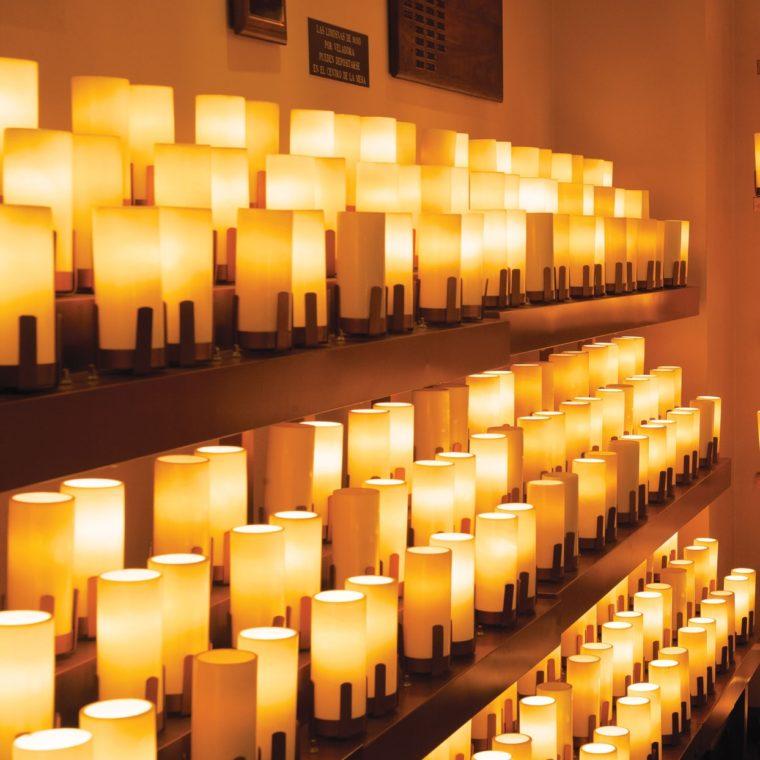 National Shrine of St. Jude Vigil Light