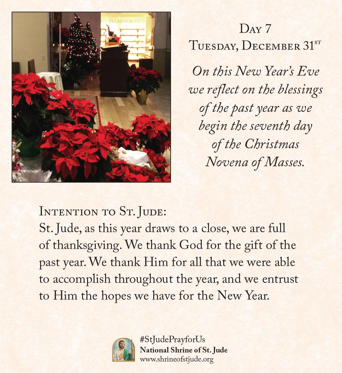 Christmas Novena Day Seven