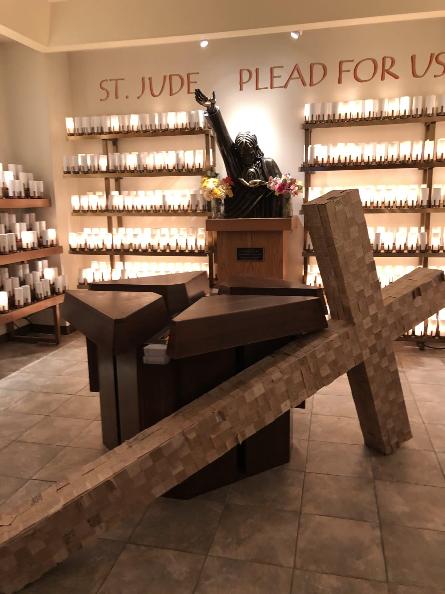Celebrate Holy Week with the National Shrine of St. Jude