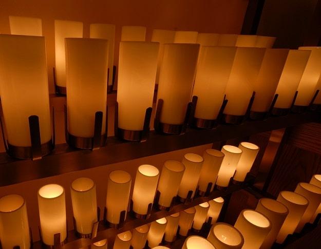 Light a Vigil Light