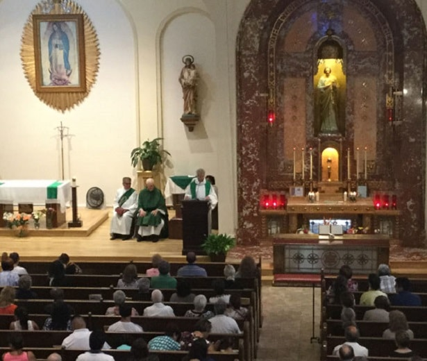 Send Your Mass for Benefactors Petition to the National Shrine of St. Jude