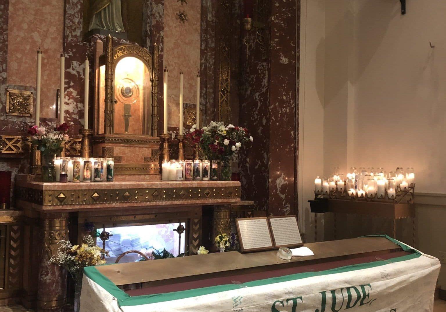 St. Jude Prayer Banner 2020