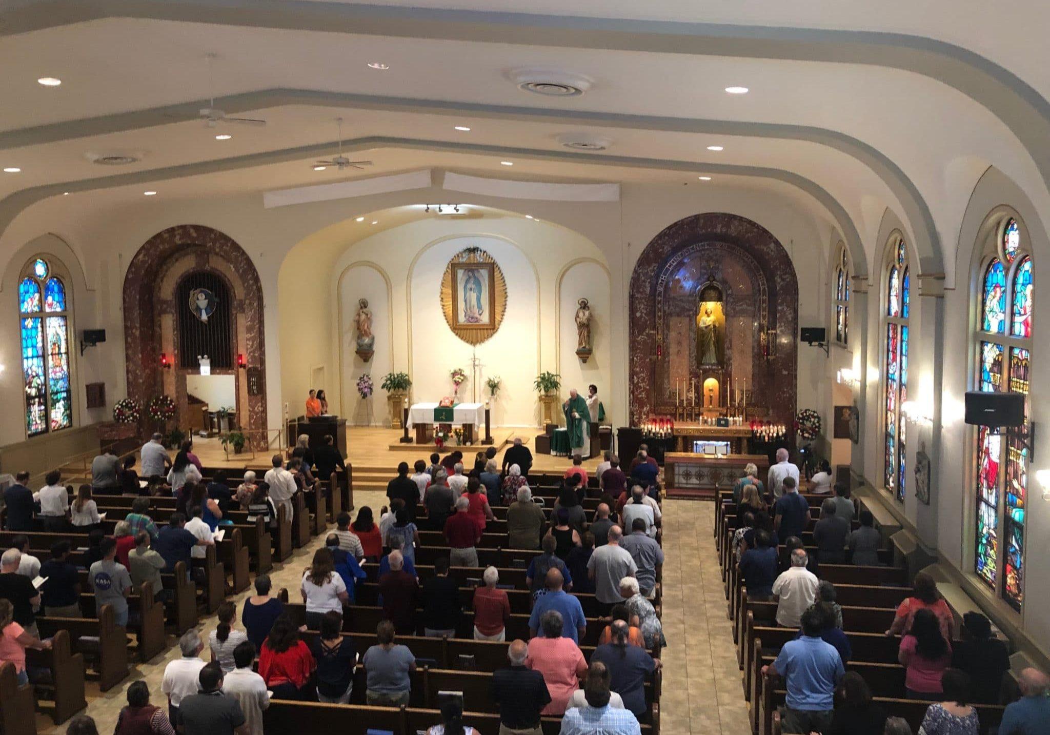 Mass for Benefactors