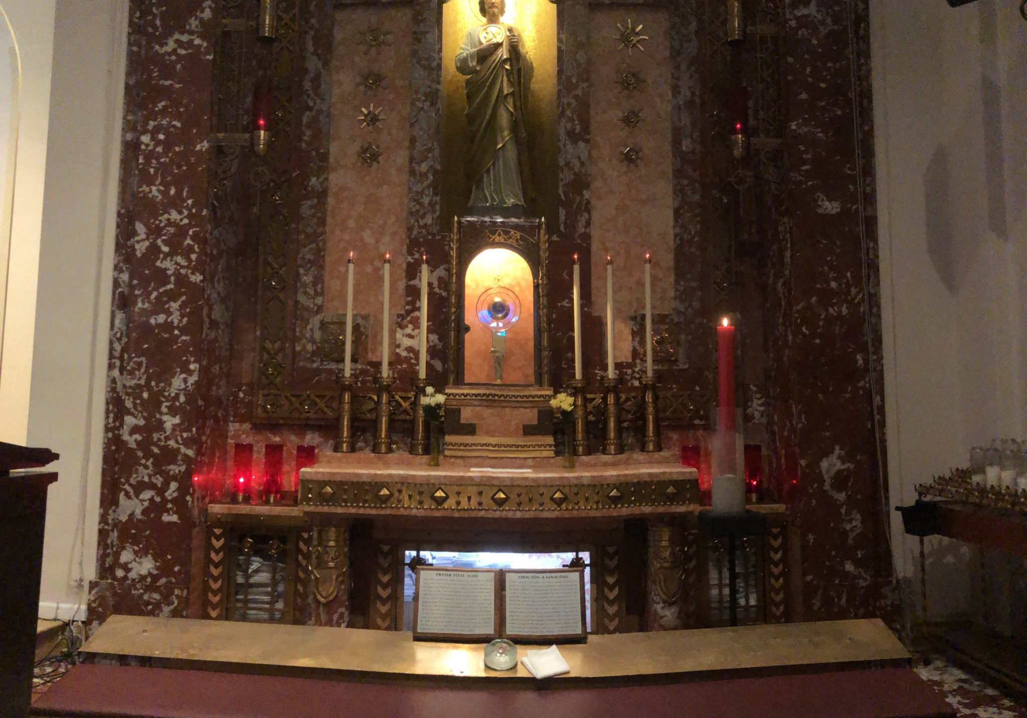 Celebrate Pentecost with the National Shrine of St. Jude