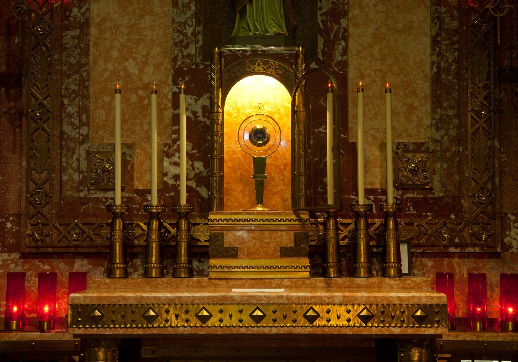 Shrine of St. Jude Relic
