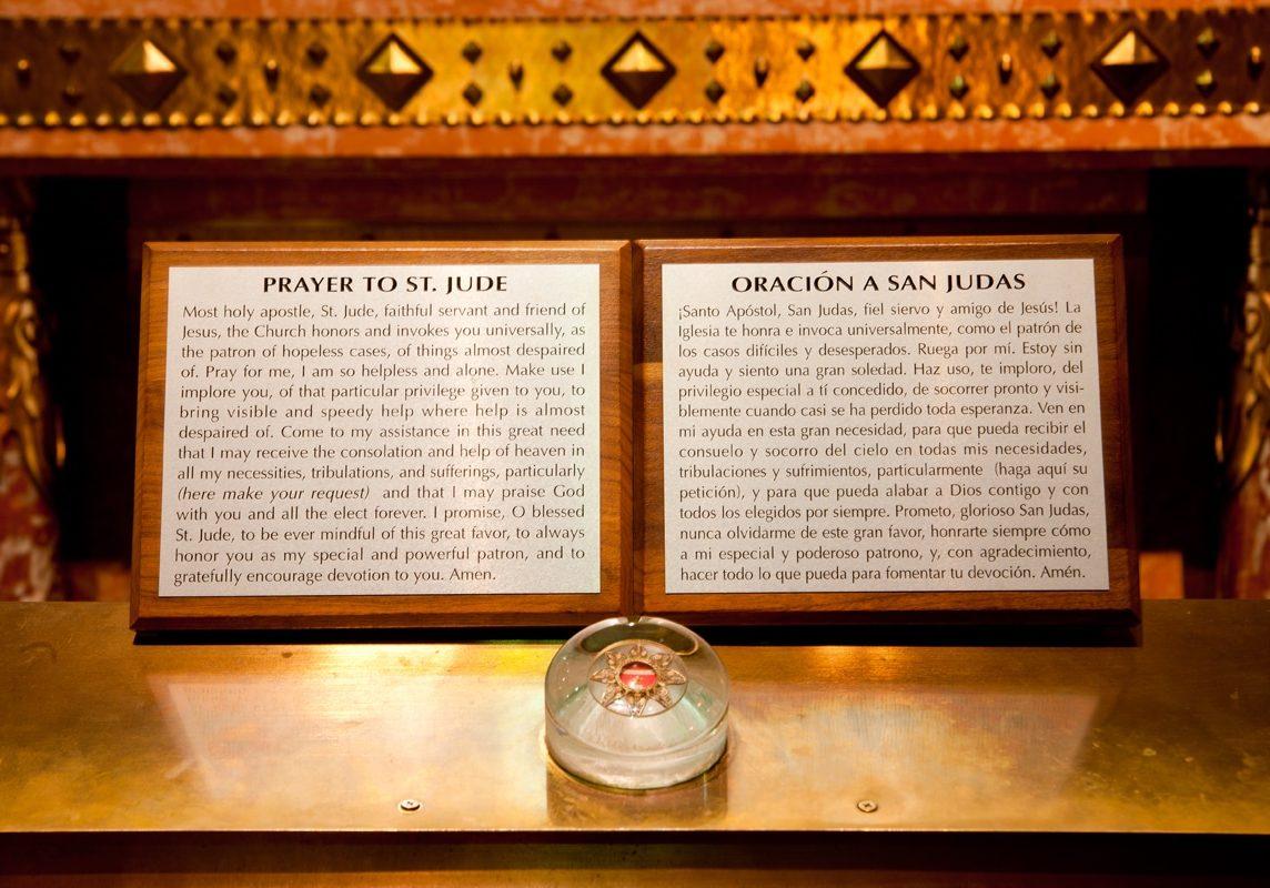 Relic Prayer