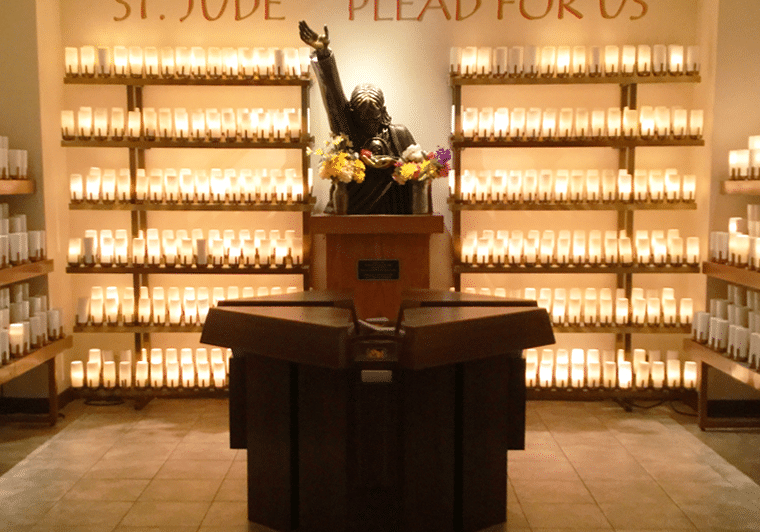 Shrine Candles